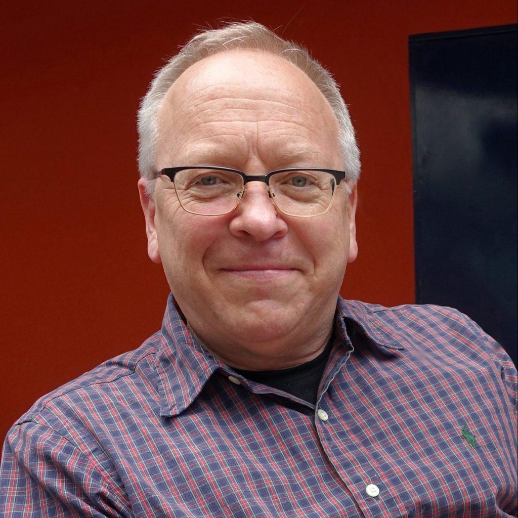Image of Gregory Johnston